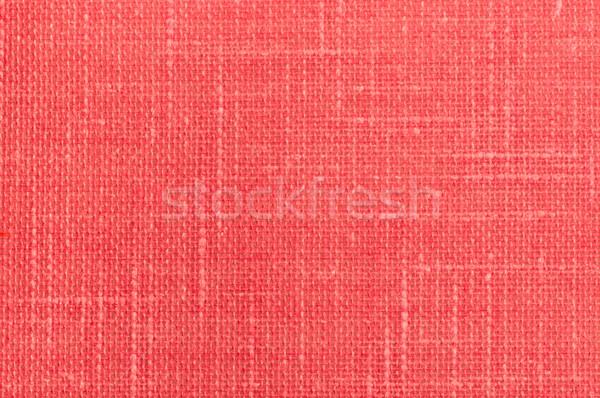 Red Purple Grunge Textile Canvas Background  Stock photo © tarczas