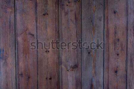 木材 デスク テクスチャ 背景 暗い パターン ストックフォト © tarczas