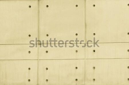 Metal prato abstrato textura papel de parede papel Foto stock © tarczas