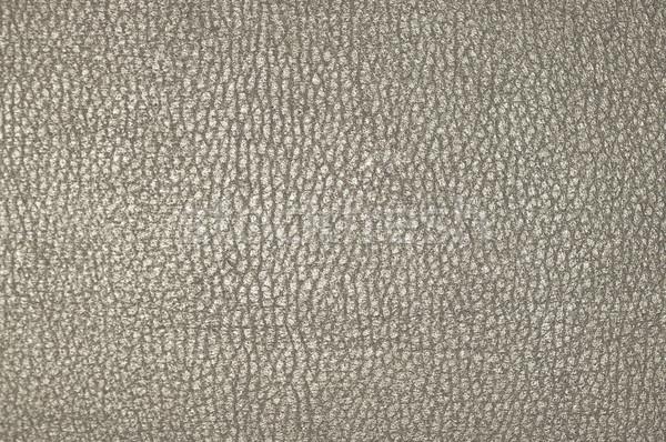 dark leather texture closeup to use as background  Stock photo © tarczas