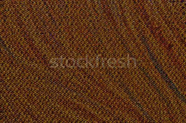 brown canvas texture or background  Stock photo © tarczas
