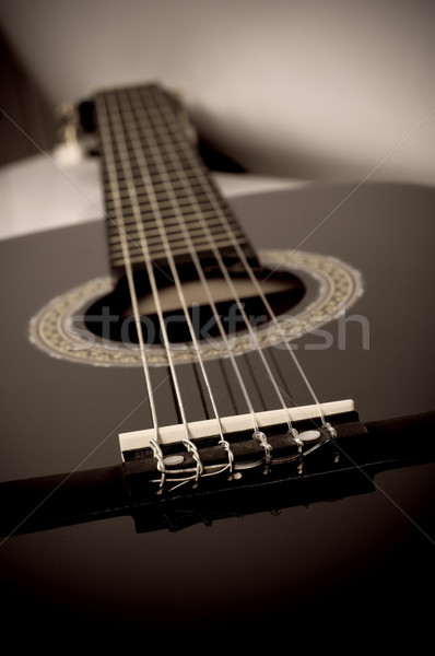 черный сепия Сток-фото © tarczas