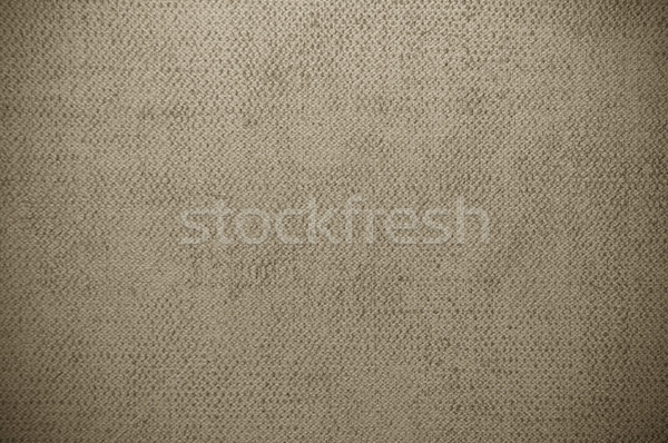 gray brown canvas texture or background  Stock photo © tarczas
