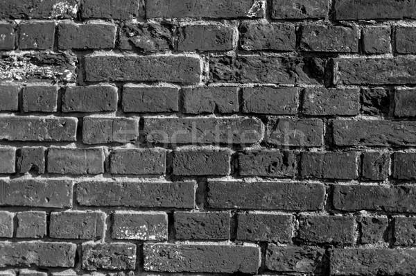 brick wall texture grunge to use as background Stock photo © tarczas