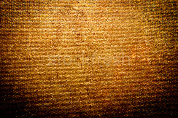 Texture old canvas fabric as background  Stock photo © tarczas