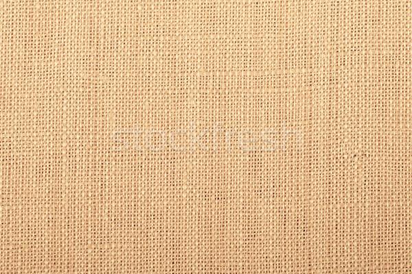 Textuur zak doek patroon doek textiel Stockfoto © tarczas
