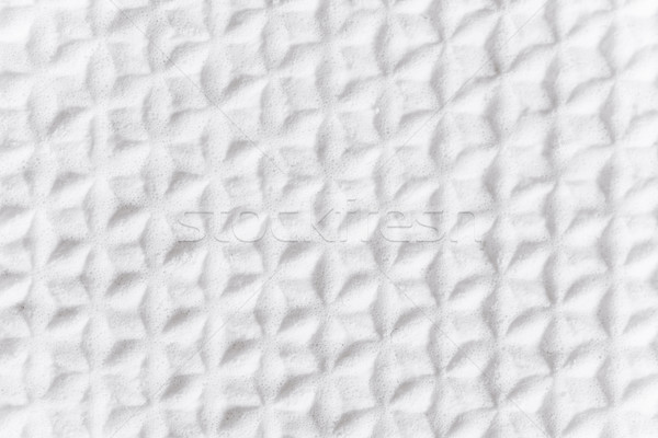 Witte schuim golf textuur ontwerp patroon Stockfoto © tarczas