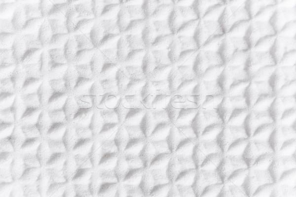 white Foam With Wave Texture Stock photo © tarczas