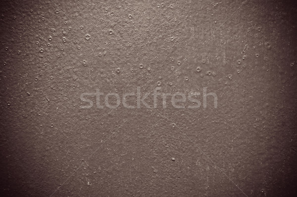 gray structural painted wallpaper on the wall Stock photo © tarczas