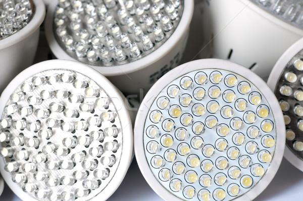led light bulb Stock photo © tarczas
