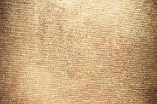 Doku eski tuval kumaş arka plan Retro Stok fotoğraf © tarczas
