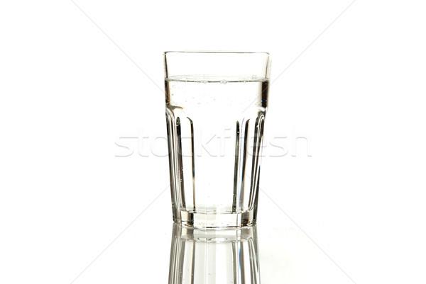glass of water  Stock photo © tarczas
