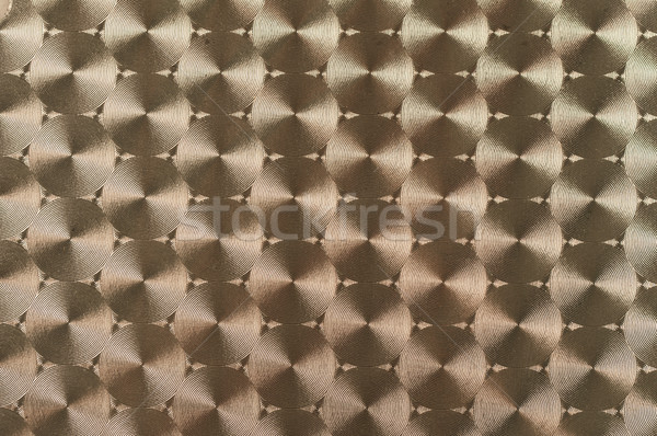Background of metal with repetitive patten  Stock photo © tarczas