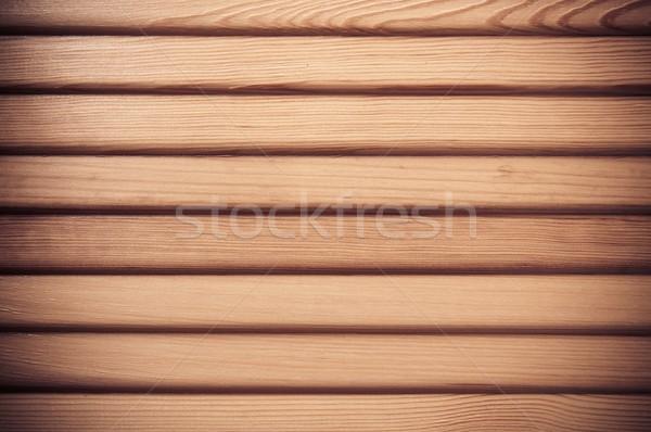 Barna bézs fa textúra természetes minták textúra Stock fotó © tarczas
