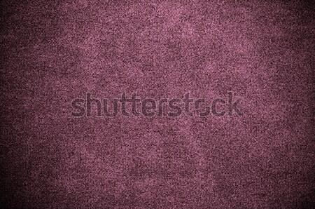 Violet Grunge Textile Canvas Background  Stock photo © tarczas