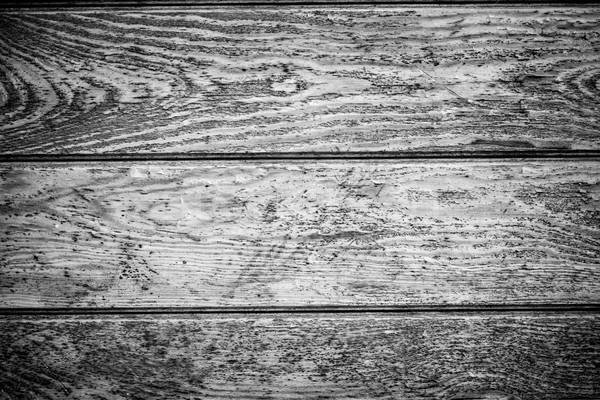 Hout bureau plank textuur achtergrond donkere Stockfoto © tarczas