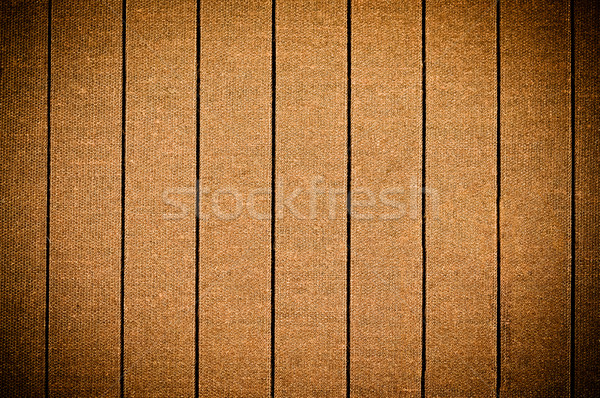 Stock photo: Old Grunge Textile Canvas Background Or Texture