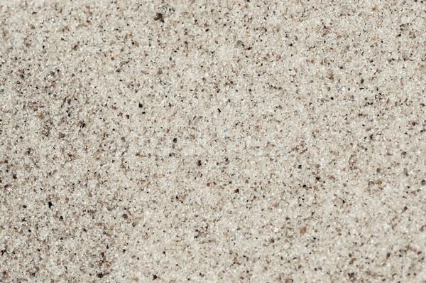 грубый песок текстуры макроса природы Сток-фото © tarczas