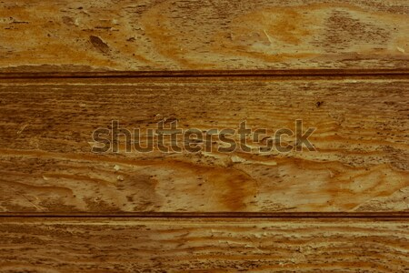 wood desk plank to use as background or texture Stock photo © tarczas