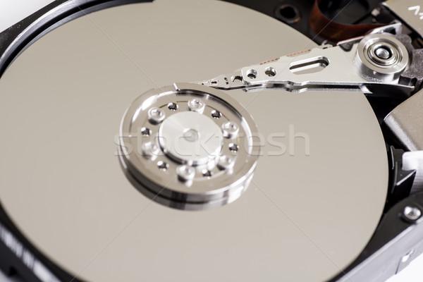 Hard Disk Drive Stock photo © tarczas