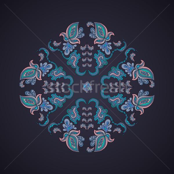 サークル 多くの 細部 抽象的な ストックフォト © TarikVision