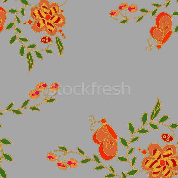 Abstract hand-drawing background Stock photo © TarikVision