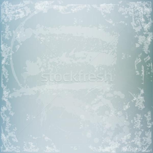 Foto stock: Invierno · textura · grunge · textura · fondo · arte