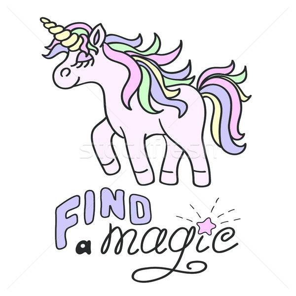 Photo stock: Rose · trouver · magie · blanche · marche · jaune