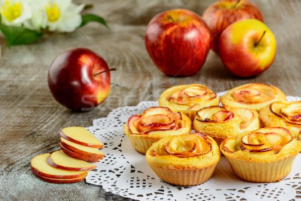 яблоко роз Sweet Сток-фото © TasiPas