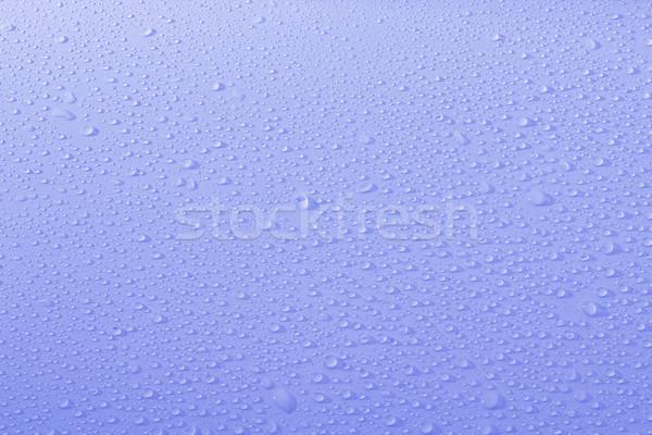 Gotas gotas de água textura gota de água água Foto stock © TasiPas