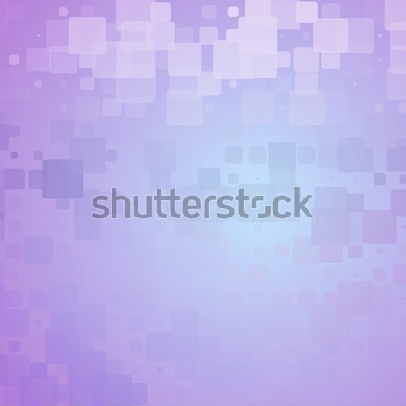 Roxo violeta turquesa azulejos Foto stock © TasiPas