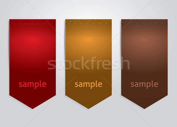 3  赤 信号 黄色 琥珀 ストックフォト © tatiana3337