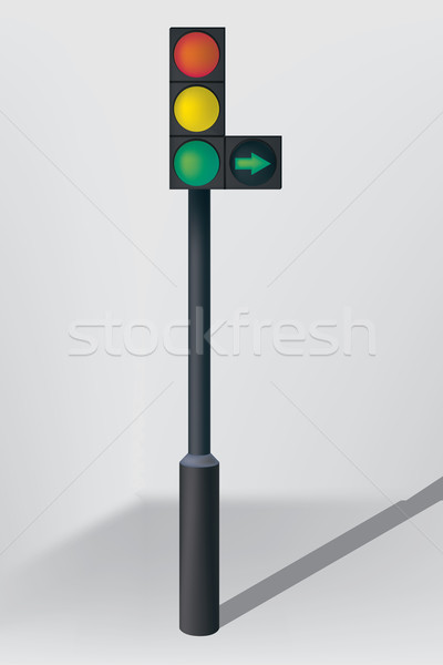 Traffic Lights Stock photo © tatiana3337