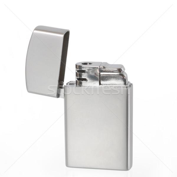 Lighter isolated on white background Stock photo © Tatik22
