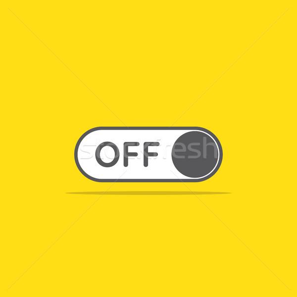 Değiştirmek ikon stil Internet web Stok fotoğraf © taufik_al_amin