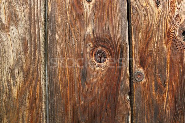 fir wood planks texture Stock photo © taviphoto