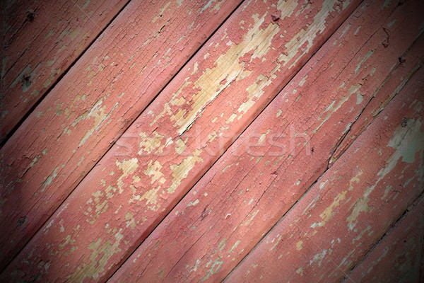 reddish wood planks texture Stock photo © taviphoto