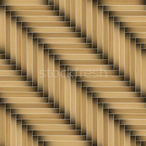 parquet pattern mounted at an angle Stock photo © taviphoto