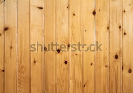 Abete rosso texture muro pronto interni Foto d'archivio © taviphoto
