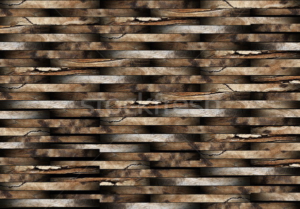 abstract installed floor background Stock photo © taviphoto
