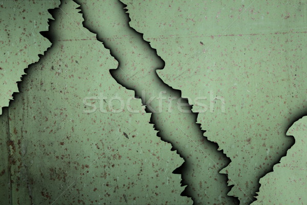 corroded metal abstract surface Stock photo © taviphoto