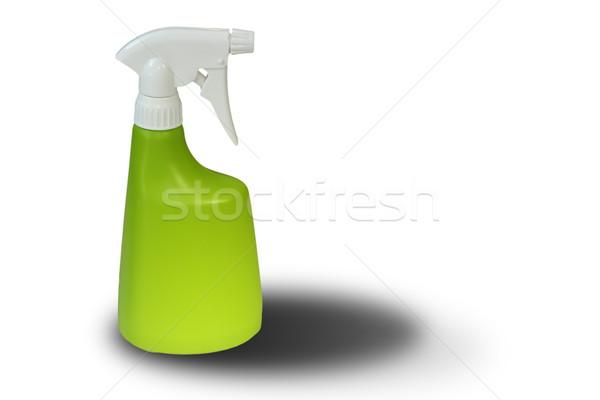 plastic water sprayer with shadow Stock photo © taviphoto