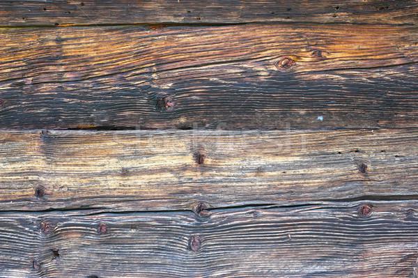 интересный реальный текстуры старые ель доски Сток-фото © taviphoto
