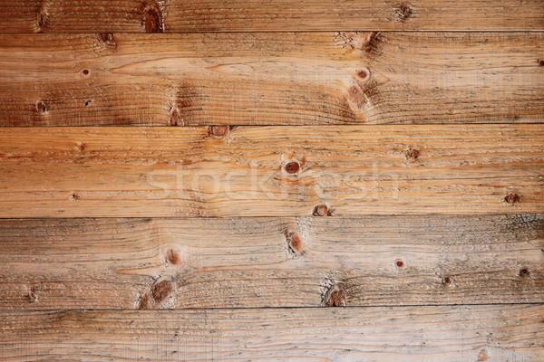 Lucfenyő igazi textúra sok külső fal Stock fotó © taviphoto