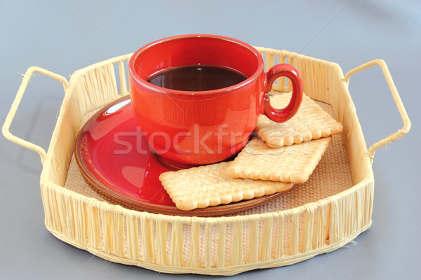 coffee is served Stock photo © taviphoto