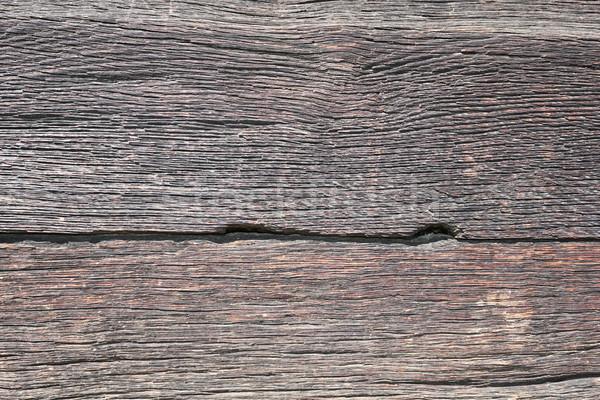 oak wooden board texture Stock photo © taviphoto