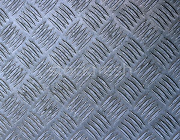 textured alluminium Stock photo © taviphoto