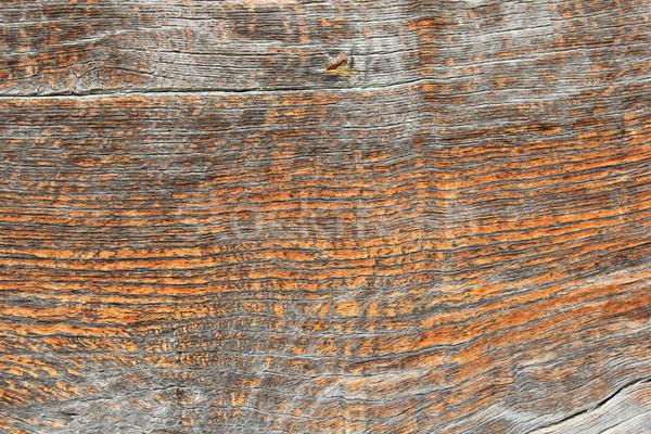старые дуб текстура древесины древесины стены Сток-фото © taviphoto