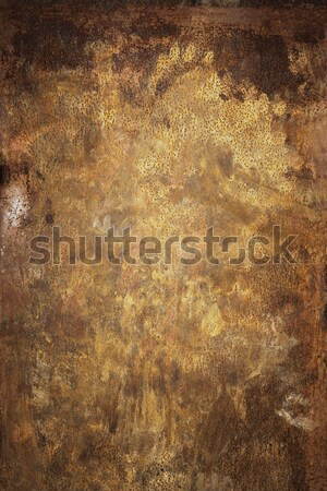 grungy rusty metal texture Stock photo © taviphoto