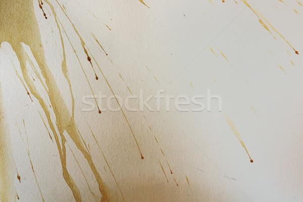 кофе стены текстуры фон Сток-фото © taviphoto